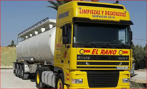 limpieza depósitos de agua potable Murcia