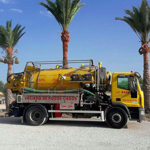 limpiezas y desatascos el rano Murcia